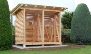 Holzbau Dieling: Bauholz