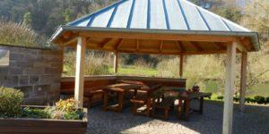 Holzbau Dieling: Pergolen
