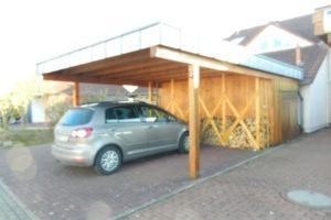 Holzbau Dieling: Carports