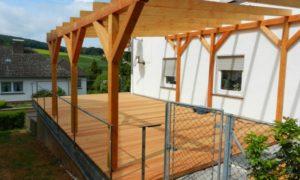 Holzbau Dieling: Terrassen